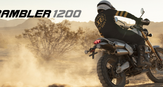 All New Scrambler1200