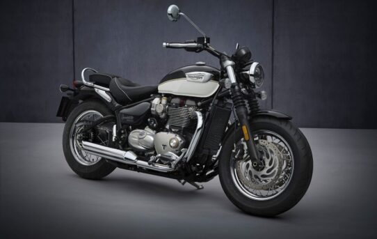 NEW Bonneville SpeedMaster